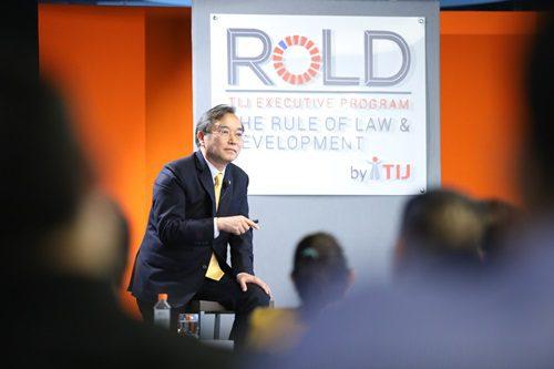 การปฏิรูปกระบวนการยุติธรรมทางอาญา กรณีศึกษาด้านกระบวนการยุติธรรมทางอาญาเปรียบเทียบ