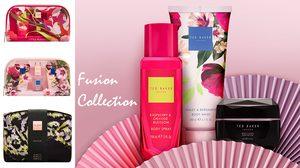 เท็ด เบเกอร์ เปิดตัว Fusion Collection