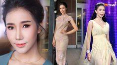 อย่าให้เธอได้จับไมค์! เทวี ฤาชนก สาวไทย สวยเก่ง สู้ศึกบนเวทีมิสไชนีสฯ 2019