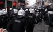 ตำรวจสลายการชุมนุมในตุรกี