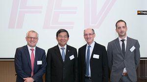 FEV สยายปีกรุกธุรกิจในเอเชีย ภายใต้บริษัท เอฟอีวี (ไทยแลนด์) จำกัด