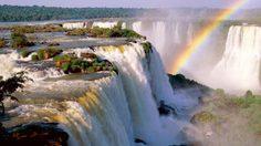 ตระการตาราชินี น้ำตกวิกตอเรีย แห่ง แซมเบีย