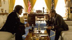 """ปรับทัศนคติ!? เมื่อ """"เอลวิส"""" พบท่านผู้นำ ใน Elvis & Nixon เอลวิส พบ นิกสัน"""