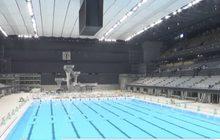 ญี่ปุ่นเปิดให้ชมสนามโอลิมปิก