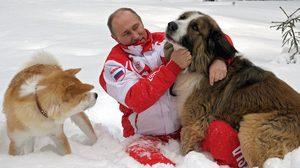ชีวิตดี๊ดี!! วันสบายๆ ของ วลาดิเมียร์ ปูติน ผู้นำรัสเซีย ที่คุณไม่เคยเห็นมาก่อน