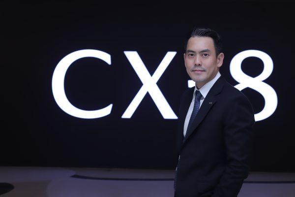Maxda CX-8
