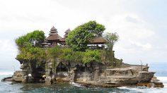 วิหารทานาต์ลอต Pura Tanah Lot เที่ยวบาหลี