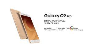 Samsung มีแผนจะปล่อย Galaxy C9 Pro เวอร์ชั่นใหม่ออกมาภายในปีนี้
