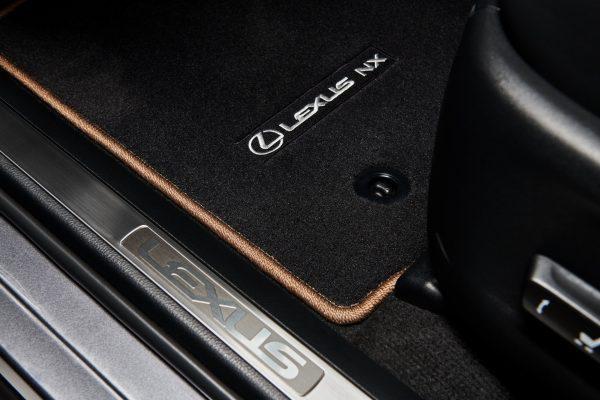 Lexus NX 300 Black Line