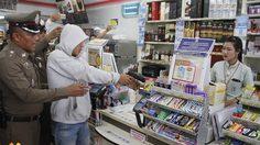 หนุ่มควักปืนปลอม จี้ชิงเงินร้านสะดวกซื้อ หาเงินเล่นเกมออนไลน์