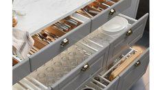 4 เหตุผลทำไมควรเลือก ตู้เก็บของ แบบลิ้นชักมากกว่าแบบบานพับ