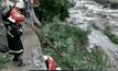 น้ำท่วมในเมืองซีอานของจีนตายแล้ว 8 คน