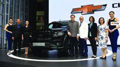 Chevroletต้อนรับรัฐมนตรีว่าการกระทรวงการท่องเที่ยวและกีฬา ในงาน Motor Expo 2018
