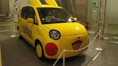 Toyopet รถลวดลาย โปเกมอน น่ารักๆ จาก Toyota