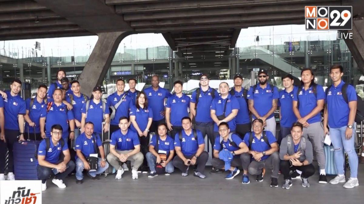 ทีมต่างชาติทยอยถึงไทย เตรียมสู้ศึกฟีบ้าเอเชีย 2018
