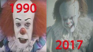 เทียบสองเวอร์ชั่น!! It เวอร์ชั่น 1990 เหมือนหรือต่างกับเวอร์ชั่น 2017