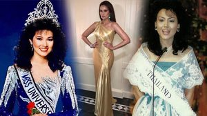 ยุคทองของนางงามไทย ปี 1988 ส่งประกวดเวทีไหน ได้รางวัลกลับมาหมด!!