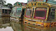 ยอดเสียชีวิตน้ำท่วมในอินเดียตั้งแต่เดือน มิ.ย.พุ่งสูงกว่า 1,400 คน