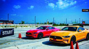 Ford พาลูกค้าร่วมสัมผัสประสบการณ์การขับขี่สุดเร้าใจ Ford Mustang