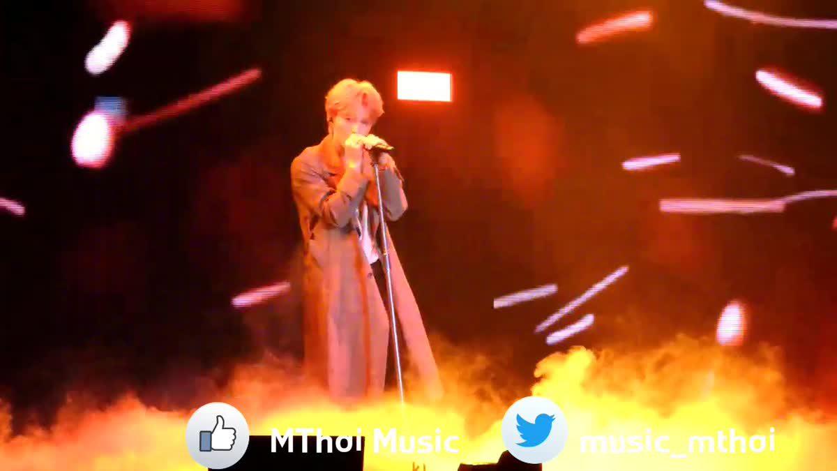 คิมแจจุง เปิดช่วงมินิคอนเสิร์ต  #JPartyinBKK2019 สุดร้อนแรง