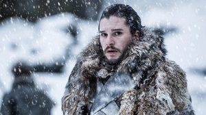 คิต แฮริงตัน ขอเอารูปปั้นตัวเองในกองถ่ายซีรีส์ Game of Thrones กลับบ้าน