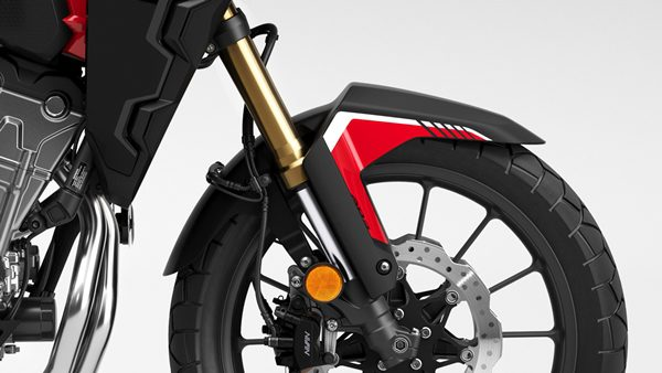 Honda Bigbike 500