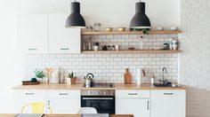 ไอเดียง่ายๆ จัดห้องครัว ที่บ้านให้สะดวกต่อการใช้งาน