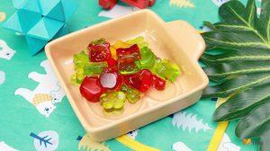 วิธีทำ Fruit Gummy เยลลี่ผักผลไม้ ขนมเคี้ยวเล่นมีประโยชน์