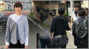 """""""คชา"""" เนื้อหอม! สื่อยุ่น NHK บุกสัมภาษณ์ถึงกองเอ็มวี"""