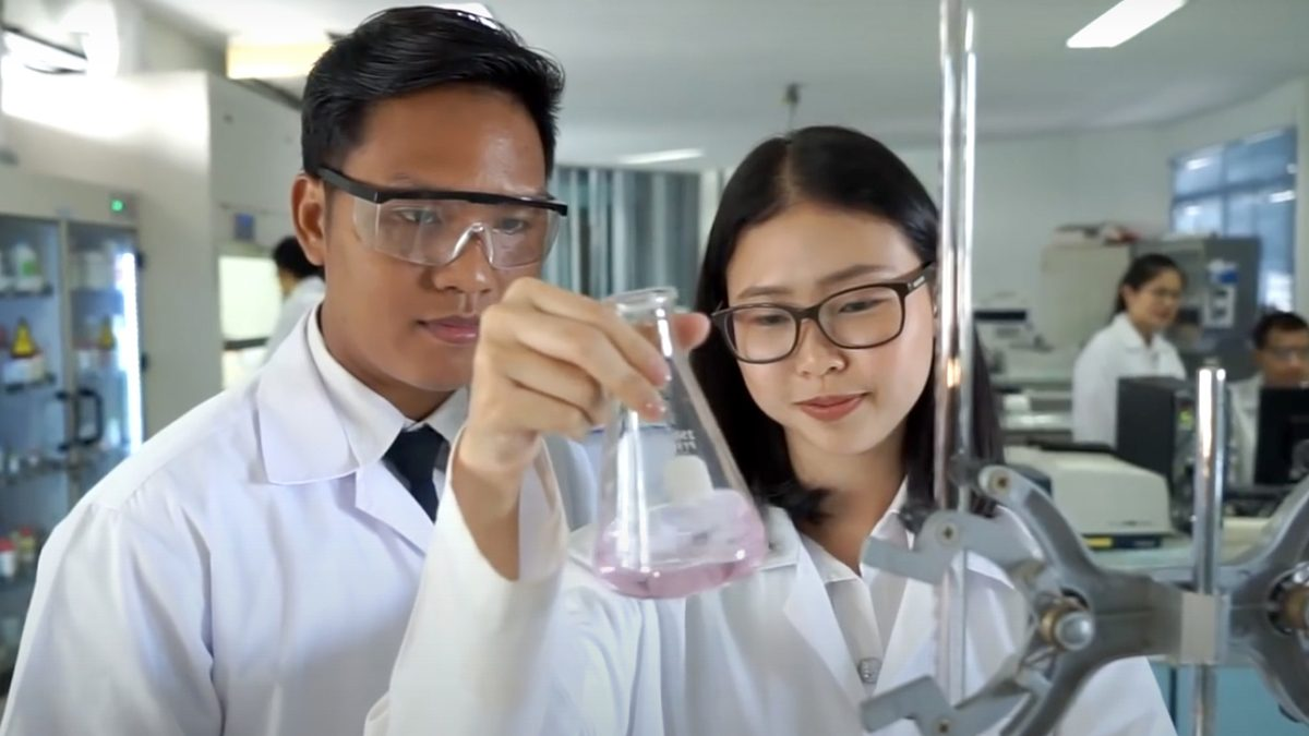 รู้จัก หลักสูตรนานาชาติ นักเคมีควบวิศวกรเคมี ได้ฝึกงานกับมหาลัยชั้นนำทวีปยุโรปและเอเชีย