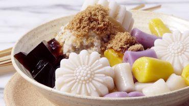 วิธีทำ ทาโร่คิวบ์ น้ำแข็งไสไต้หวัน อร่อยสดชื่นหนุบหนับ