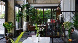 Kurious Café คาเฟ่สไตล์ลอฟท์สุดคูลในโรงแรม IR-ON สุขุมวิท 36