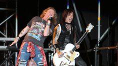 Guns N' Roses ปลุกพลังชาวร็อคในเมืองไทยให้เดือดพล่าน!!
