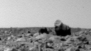 ยานนาซา จับภาพคล้าย กอลิล่า-อูฐ บนดาวอังคาร