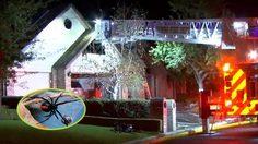 หนุ่มแคลิฟอร์เนียพยายามฆ่า แมงมุม ด้วยเครื่องพ่นไฟ แต่จบลงที่…บ้านไฟไหม้เกือบทั้งหลัง!!