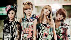 ฟังเพลงฮิตต่อเนื่อง จากเกิร์ลกรุ๊ปเกาหลีสุดฮอต 2NE1