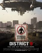 DISTRICT 9: ดิสทริคท์ ไนน์ ยึดแผ่นดิน ล้างพันธุ์มนุษย์