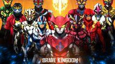 Brave Kingdom คาแรคเตอร์ไทยโฉมใหม่ในสไตล์แบบสากล