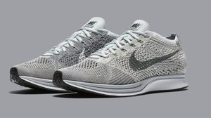 Nike Flyknit Racer เตรียมวางขายสีใหม่ Pure Platinum ในวันที่ 14 ตุลาคมนี้