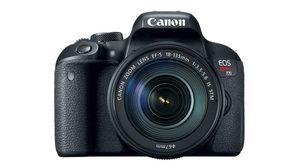 Canon เปิดตัวกล้อง EOS 800D รุ่นใหม่ล่าสุด
