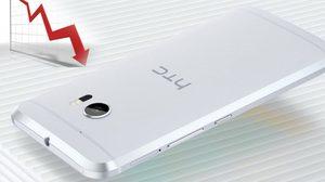 นักวิเคราะห์คาดการณ์ HTC 10 จะทำยอดขายปีนี้ได้เพียง 1 ล้านเครื่อง!!!