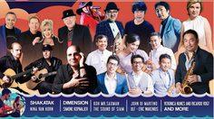 Hua Hin International Jazz Festival 2018 เทศกาลดนตรีแจ๊สบนชายหาด พร้อมกลับมาอย่างยิ่งใหญ่!