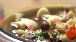 วิธีทำ แกงเห็ด เมนูเพื่อสุขภาพ อร่อย มีประโยชน์