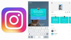 Instagram เพิ่มฟีเจอร์ใหม่!! สติ๊กเกอร์คำถามใน Stories แล้ว