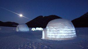 ชวนเที่ยวหมู่บ้านเอสกิโม กับเทศกาล 'Shikaribetsu Kotan 2018' บนทะเลสาบน้ำแข็ง ประเทศญี่ปุ่น