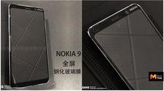 เผยภาพชิ้นส่วนหน้าจอ Nokia 9 ยืนยันดีไซน์ตามภาพเรนเดอร์