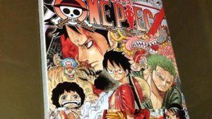 One Piece เล่ม 69 ทำยอดคงที่ 4 ล้านเล่ม