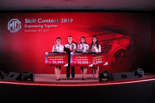 MG Skill Contest