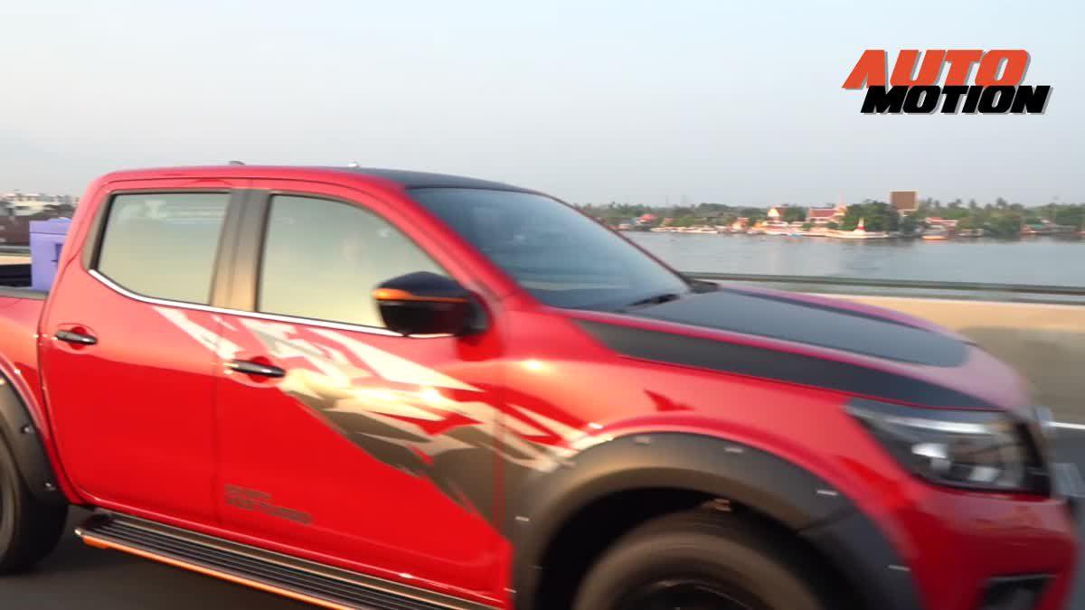 ขับ Nissan Navara, X-Trail, Terra ตะลุยพม่า กับกิจกรรม N.I.D.E ไปได้ทุกที่!!