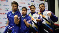 นักปิงปอง , โกลบอล พาราฯทีมไทย ประเดิมชัยรอบแรก อาเซียน พาราเกมส์ 2017